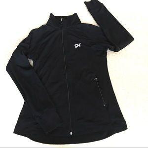 GK Black Athletic Training Full Zip Jacket-Small